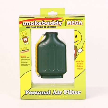 Filtro Smokebuddy Mega