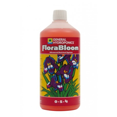 Flora Bloom Floracion Fertilizante GHE