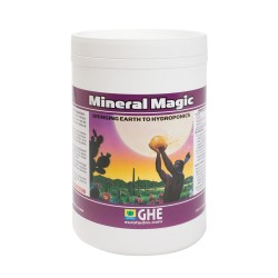 Mineral Magic 1Kg silicato natural Fertilizante Ghe
