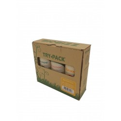 Try Pack Indoor Fertilizantes para interior Biobizz