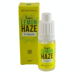 Harmony E-liquid Super Lemon Haze CBD 100mg