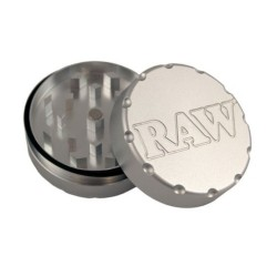 Grinder aluminio Super Shredder Raw