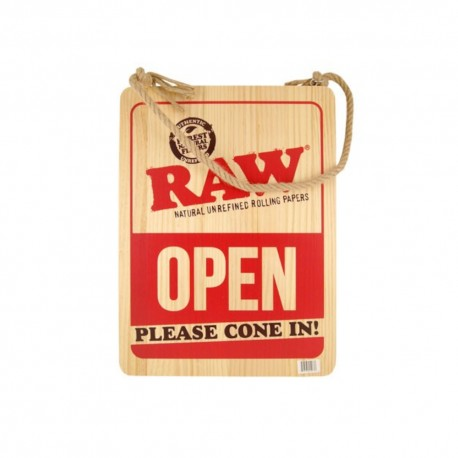 Raw cartel madera- Please Cone in