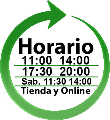 Horario comercial del grow shop green love